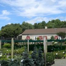 outside garden center