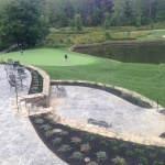 golf course landscape maintenance