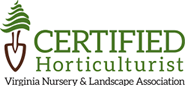Certified Horticulturist Virginia Nursery & Landscape Association