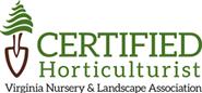 Certified Horticulturist Virginia Nursery & Landscape Association