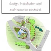Landscape Design & Maintenance Services