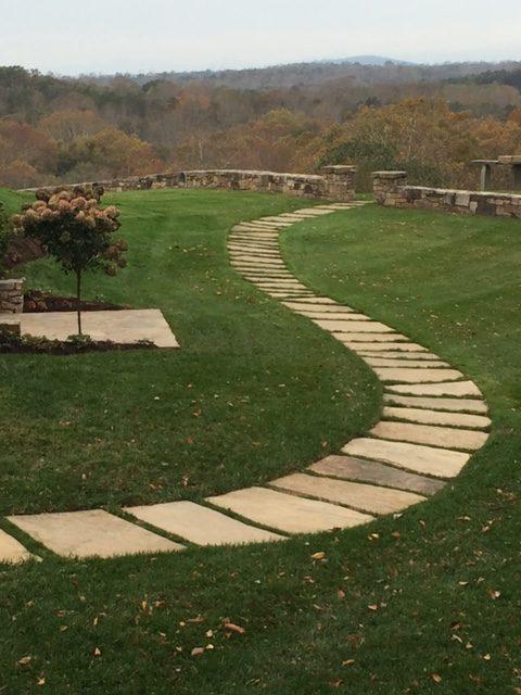 Stone Yard Path