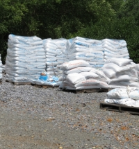 Bagged Topsoil, mulch, compost and gravel