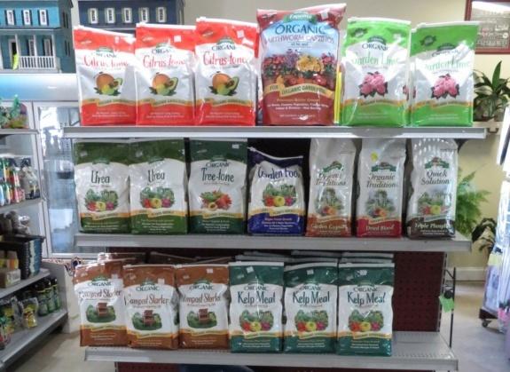 Espoma Fertilizer Products