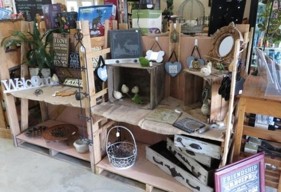 landscape nursery gift shop