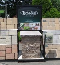 techo-bloc precious stones landscape